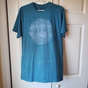 Gorgeous blue mens O'Neill t